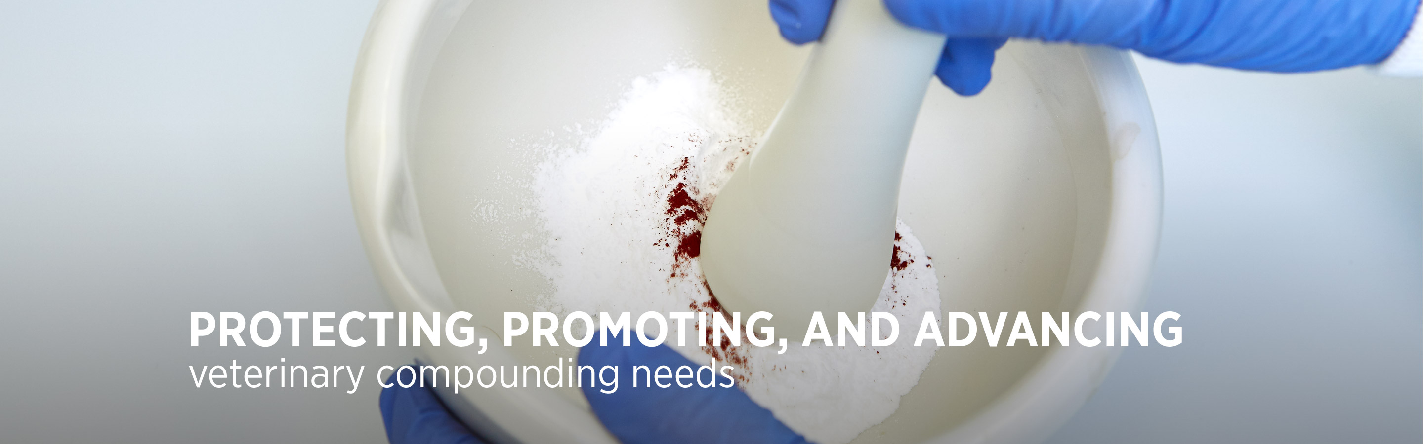 AVMA: Protecting, promoting, and advancing veterinary compounding needs