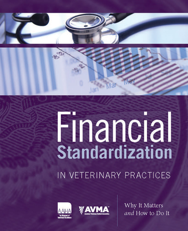 Financial Standardization in veterinary practices report cover image