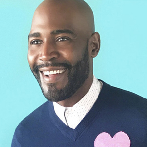 Headshot of Karamo Brown