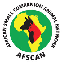 AFSCAN African Small Companion Animal Network logo