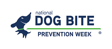 National Dog Bite Prevention Week logo