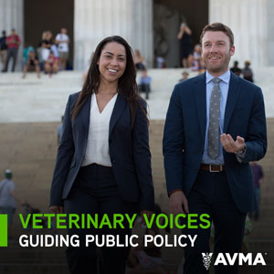 Veterinary Voices Guiding Public Policy