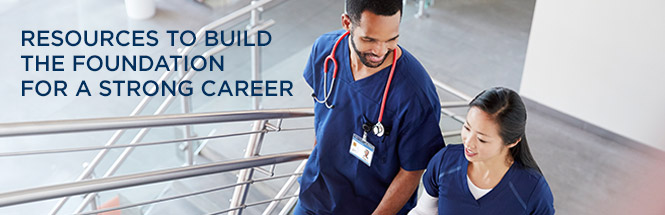 Member benefits - Career resources